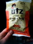 Utz Crab Chips