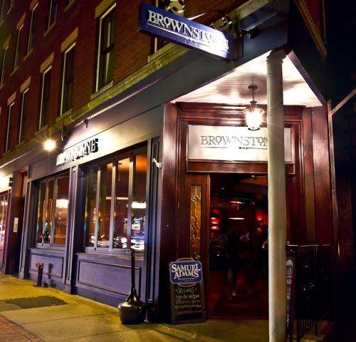 Brownstone Boston