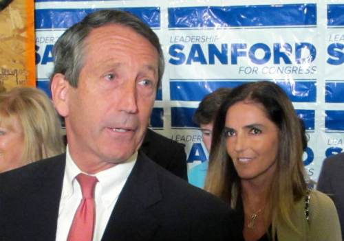 Sanford and his lady love
